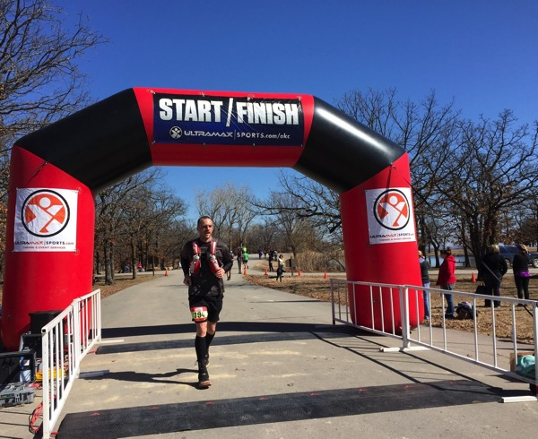 Post Oak 25K Finish