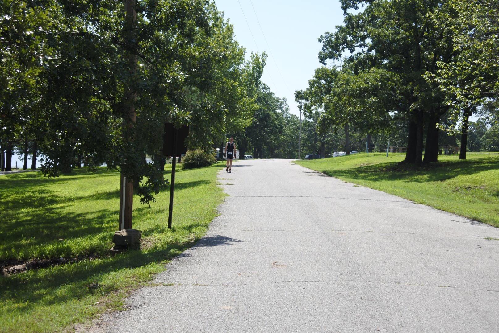 Tulsa Triathlon 2015 Run