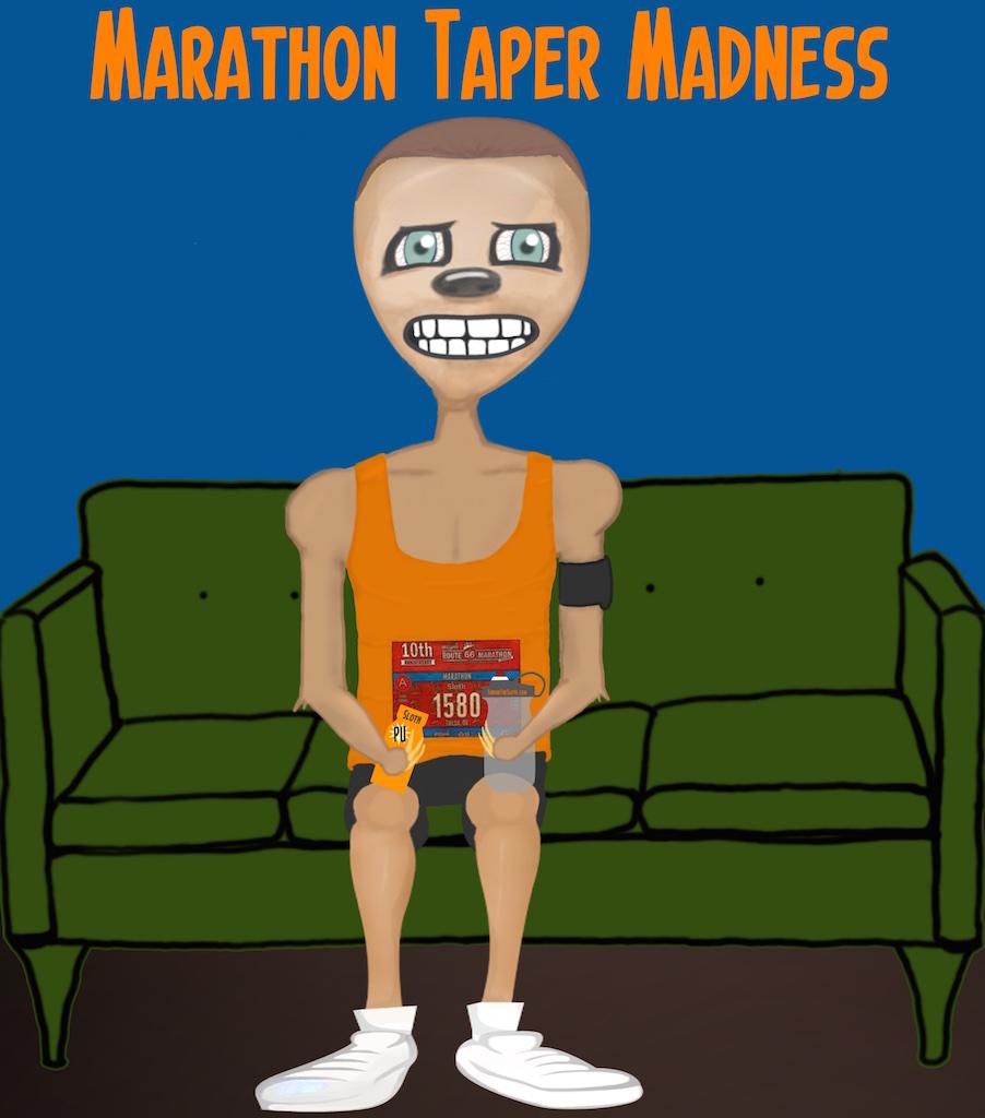 Marathon Taper Madness