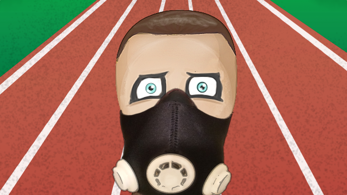 SubdueTheSloth Elevation Training Mask