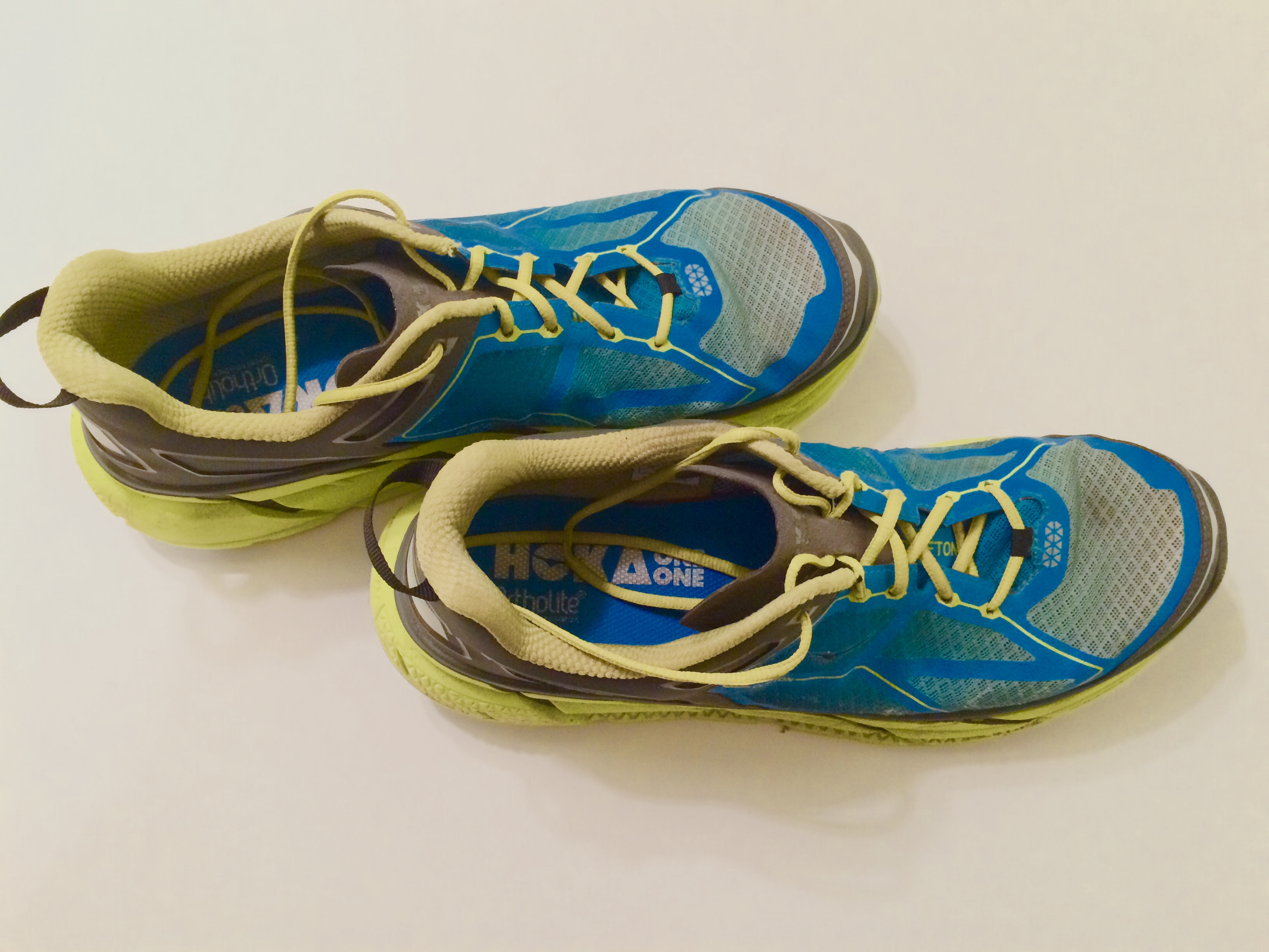 low priced 9509c a5ae6 Product Review: Hoka One One Clifton 1 | SubdueTheSloth.com