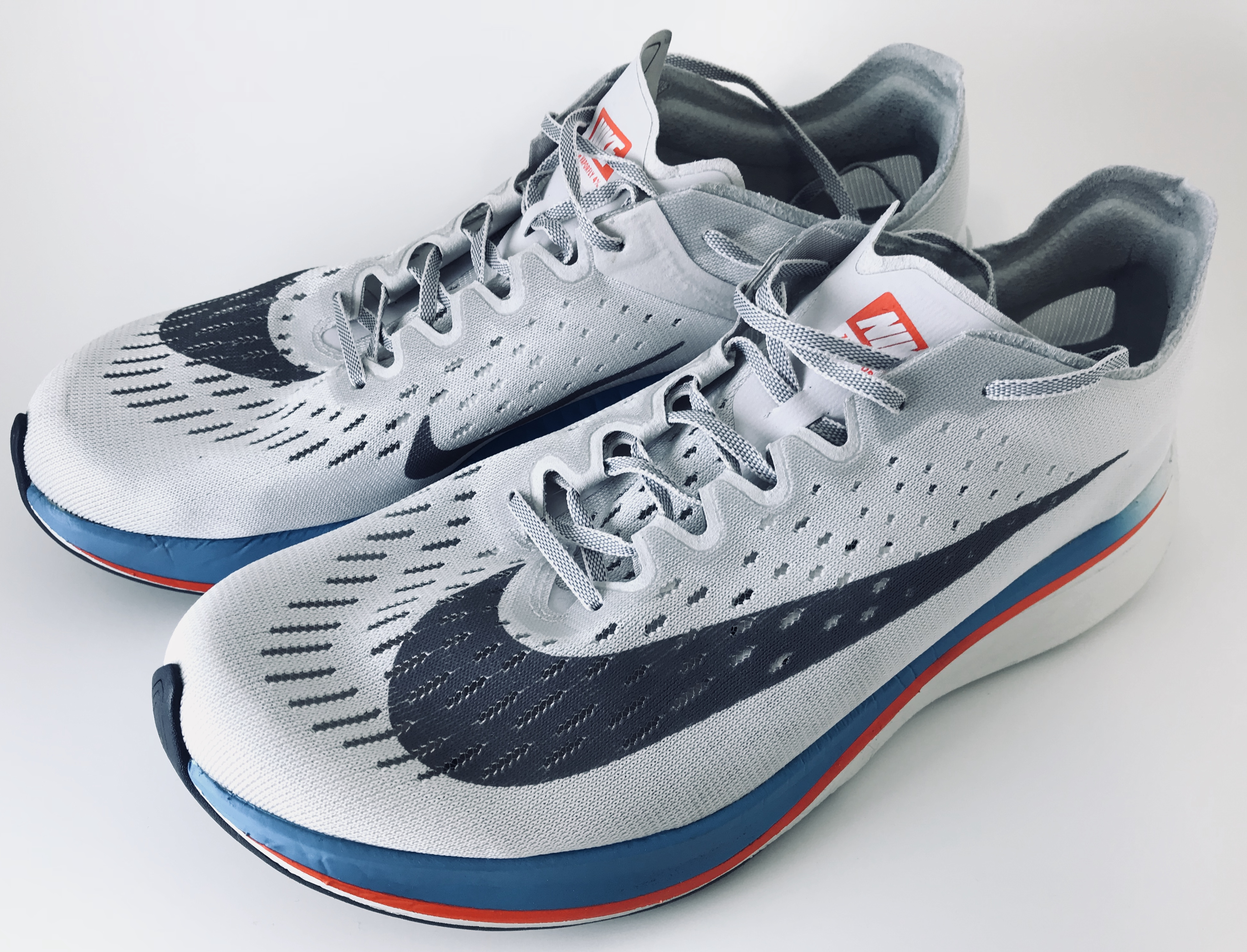 huge discount 376a5 62918 Nike Zoom Vaporfly 4%